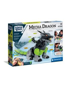 Science & Play - Mecha Dragon - Clementoni 19170