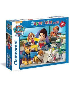 Paw Patrol Puzzle 104 Pezzi - Clementoni 23970