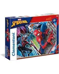 Spiderman Puzzle 24 Pezzi - Clementoni 24497