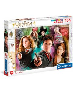 Harry Potter 104 Pezzi - Clementoni 25712