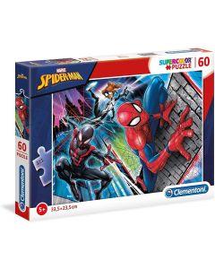 Puzzle Spider Man 60 Pezzi - Clementoni 26048