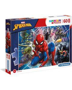 Spiderman Puzzle 60 Pezzi Maxi - Clementoni 26444