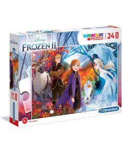 Disney Frozen 2 24 Maxi Pezzi - Clementoni 28510