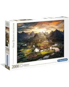 View of China Puzzle da 2000 Pezzi - Clementoni 32564
