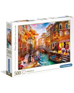 High Quality Collection - Sunset Over Venice - Clementoni 35063