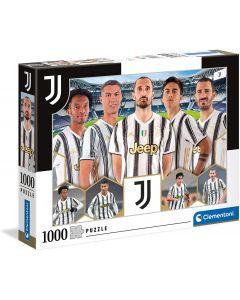 Clementoni Puzzle 1000 Pezzi Juventus 39618