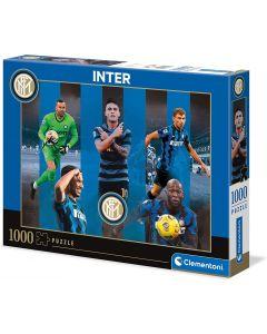 Clementoni Puzzle 1000 Pezzi Inter 39620
