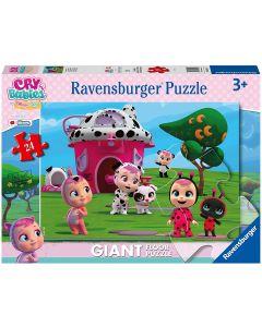 Cry Babies Puzzle per Bambini 24 Pezzi - Ravensburger 03050