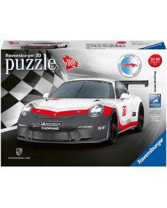 Puzzle 3D Porsche 911 GT3 Cup - Ravensburger 11147