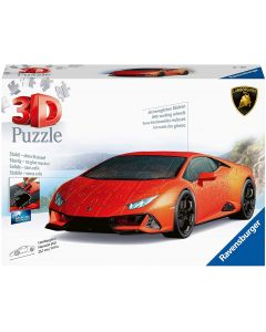 Lamborghini Puzzle 108 pz 3D - Ravensburger 11238