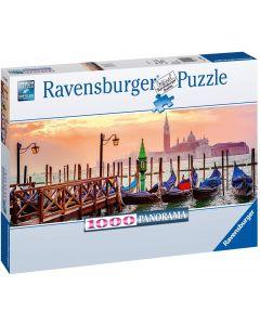 Ravensburger Puzzle 1000 Pezzi Gondole a Venezia 15082