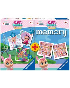 Multipack Cry Babies - Ravensburger 20620