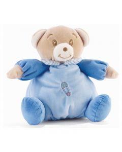 Plush & Company Babycare Peluche Orsetto Azzurro