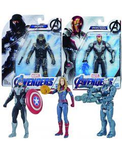 Marvel Avengers Personaggi Ass. 15 cm - Hasbro E3348EU4