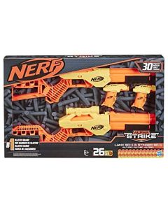 Nerf Alpha Strike Lunx e Stinger Nerf - Hasbro E7579EU4