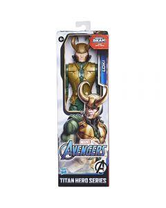 Avengers Action Figures CM. 30 Loki Hasbro E7874ES0