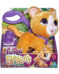 FurReal Peealots Peluche Gattino interattivo - Hasbro 9495X2