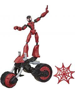 Spider-Man Bendy Veicolo Snodabile - Hasbro 2365L0