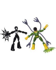 Spider-Man Personaggi Snodabili Ass. - Hasbro 395L0