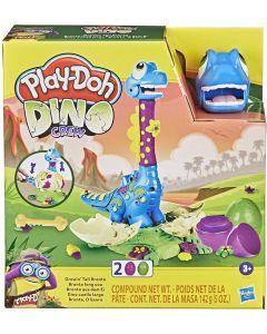 Hasbro Play Doh Dino Brontosauro che Scappa F15035L0