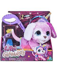 Hasbro FurReal Glamalots, animaletto interattivo