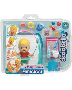 Cicciobello Amicicci Play Time Color - Modelli Assortiti