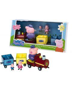 Peppa Pig Il Treno di Nonno Pig - Giochi Preziosi CCP02258