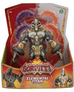 Gormiti S3 Af Titan con Funzioni - Giochi Preziosi GRA10000