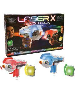 Laser X Revolution Blaster - Giochi Preziosi LAE12000