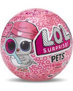 Lol Surprise Pet Spy Series 4 - Giochi Preziosi LLU32000