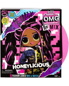 LOL Surprise OMG Remix Honeilicius - Giochi Preziosi LLX02000