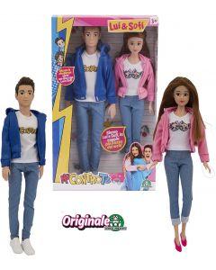 Me Contro Te Fashion Doll Coppia Bambole 30 cm Giochi Preziosi - MEC01000