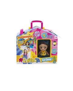 MeControTe La Casa con Mini Doll 12 cm - MEC31000