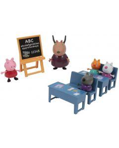 Peppa Pig La Classe di Peppa - Giochi Preziosi PPC10000