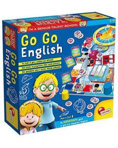 Piccolo Genio Talent School Go-Go English - Lisciani Giochi 48892