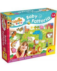 Carotina Baby Fattoria - Lisciani Giochi 58464
