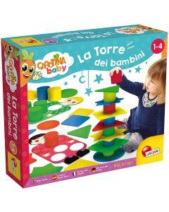La Torre dei Bambini - Lisciani Giochi 58549