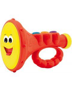 Carotina Baby Giocattolo Tromba 2 in 1 - Lisciani Giochi 72019