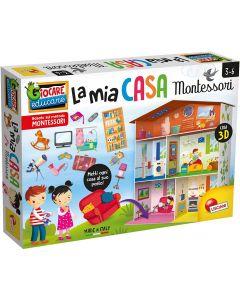 Montessori La Mia Casa -  Lisciani Giochi 72477