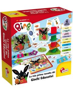 Bing Raccolta Giochi Educativi - Lisciani Giochi 75867