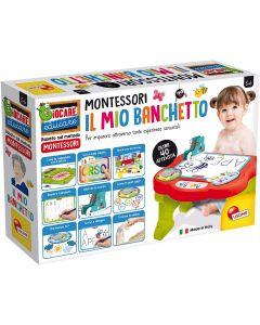 Montessori il Mio Primo Banchetto - Lisciani Giochi 76734