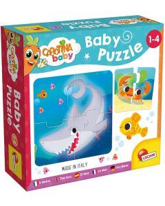 Carotina Baby Puzzle Il Mare - Lisciani Giochi 80069