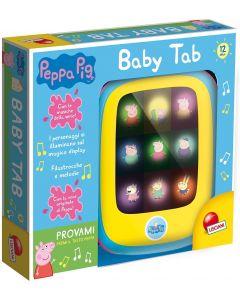 Peppa Pig Baby Tab Gioca e Impara