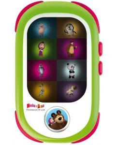 Masha Baby Smartphone LED - Lisciani Giochi 85507