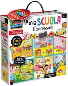 La Mia Scuola - Montessori - Lisciani Giochi 85637