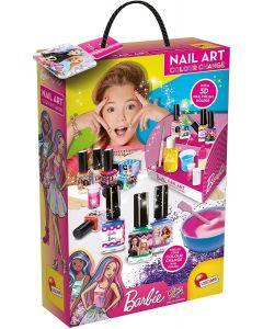 Barbie Nail Art, Color Change!
