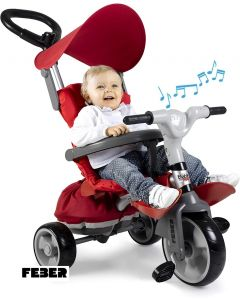 Triciclo Baby Plus Music Prime - Famosa 12146