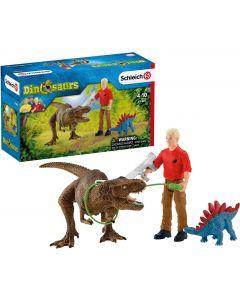 Cattura del Tirannosauro - Schleich 41465