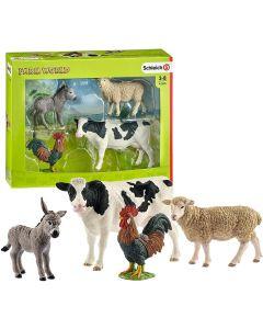 Starter Set Farm World - Schleich 42385