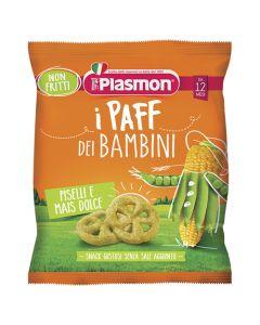 Plasmon Paff Piselli E Mais Dolce